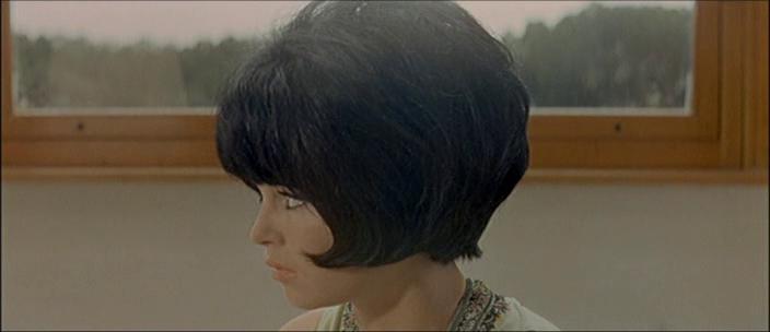 Brigitte Bardot dans Le Mépris de Godard